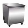 Serv-ware undercounter one door refrigerator