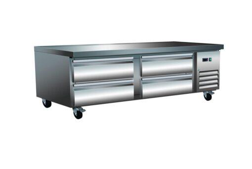 Serv-ware chef base 4 drawers