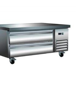 Serv-ware chef base 2 drawers
